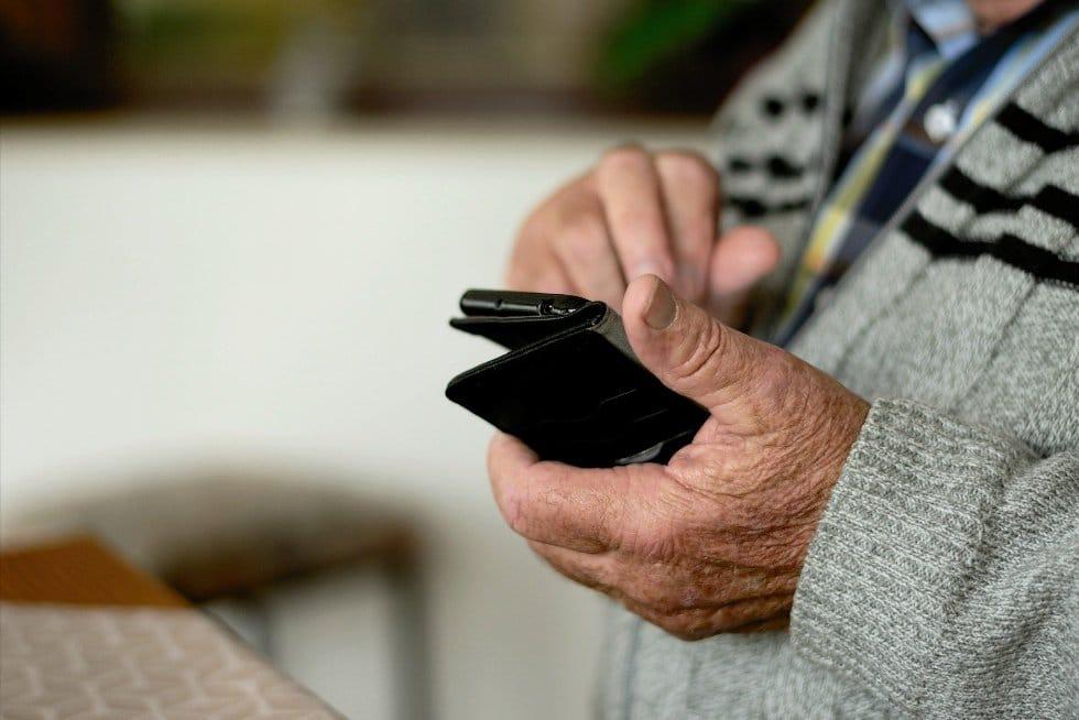 mejor móvil para mayores