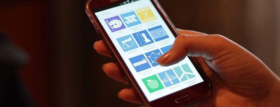 consumo en los smartphones para mayores