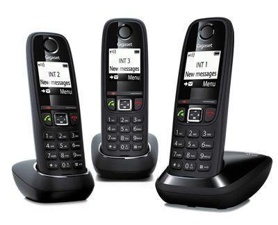 Teléfono inalámbrico Gigaset Trio