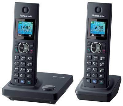 Teléfono inalámbrico Panasonic KX-TG7852