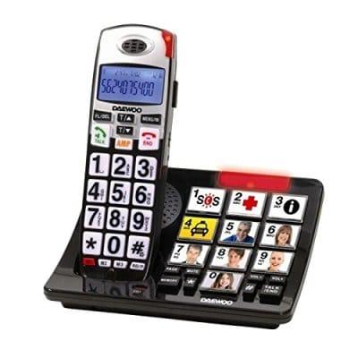 teléfonos inalámbricos para mayores
