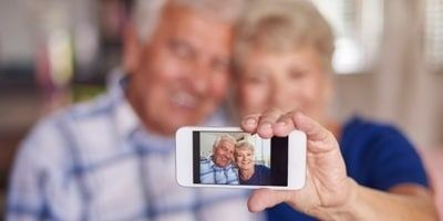 smartphones para mayores