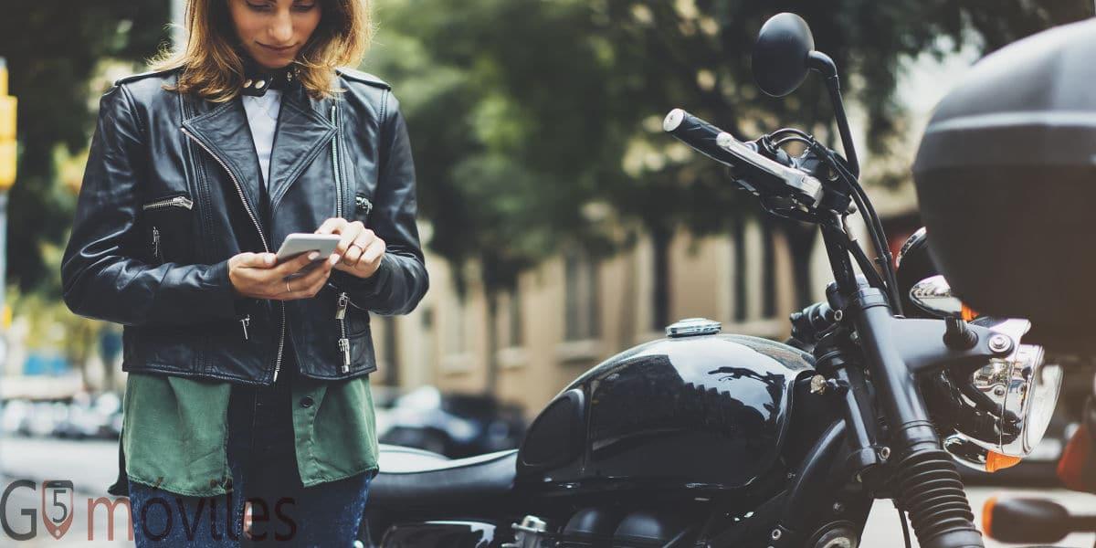 Apps para viajar en moto