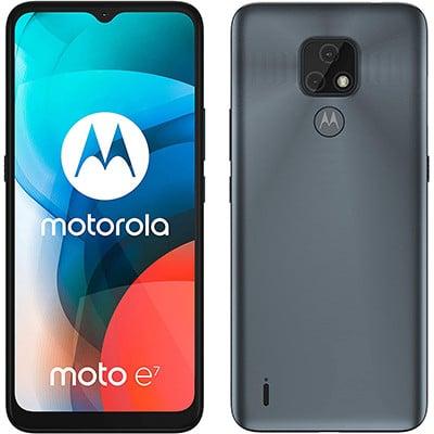 Motorola Moto E7 por menos de 100 euros